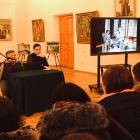 творческая встреча с художником, номинантом Нобелевской премии, почетным послом проекта